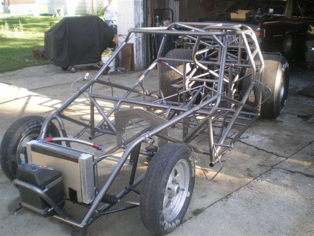Drag Race Car Chassis For Sale